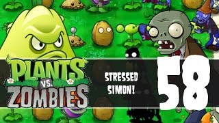 Plants vs Zombies, Episode 58 - Stressed Simon