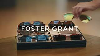 Who's That Behind Those FOSTER GRANT'S