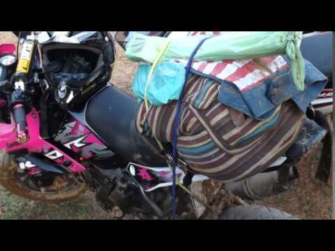 X-zone infiniti mini bike (ทริปอุทยานแห่งชาติพุเตย จ.สุพรรณบุรี)
