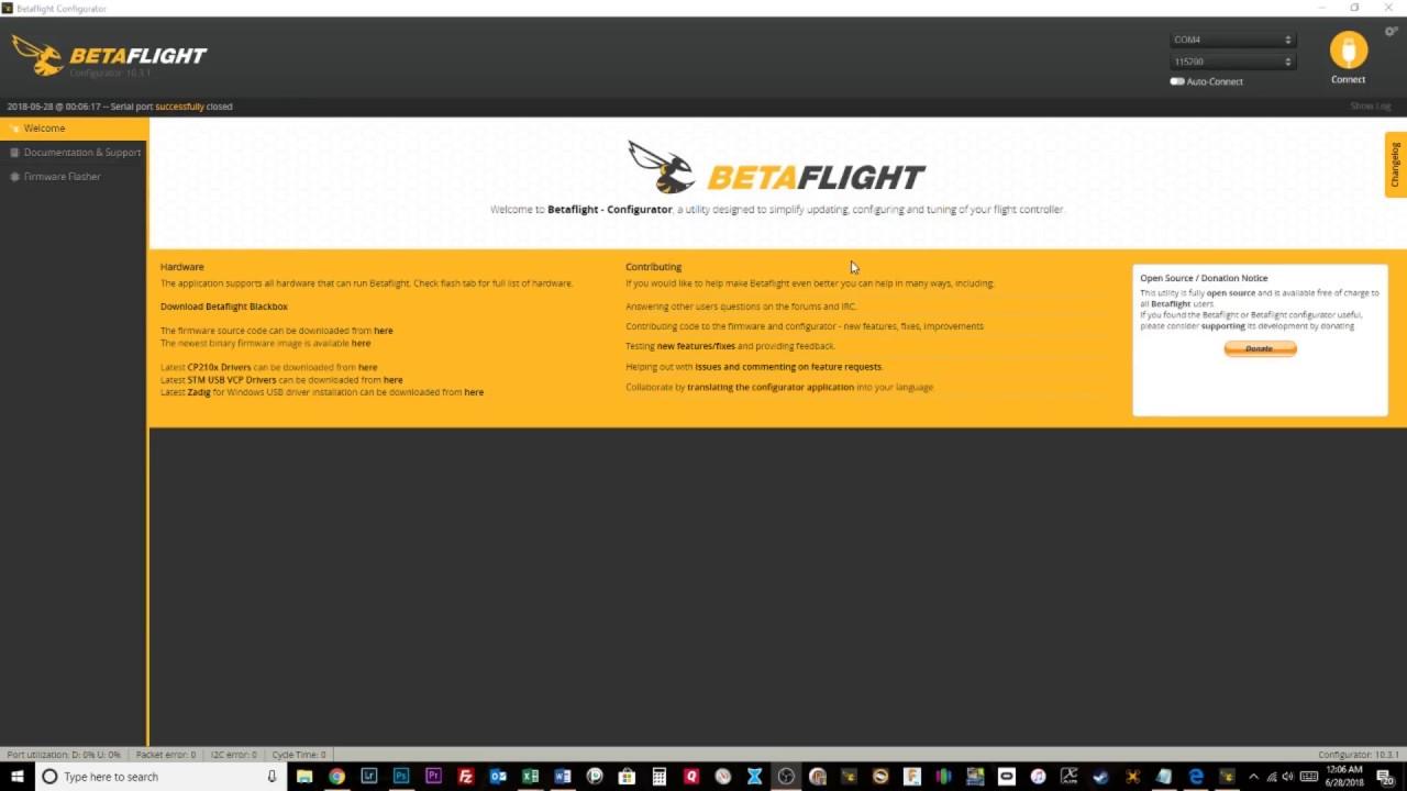 Change VTX Settings With CLI Betaflight / Butterflight