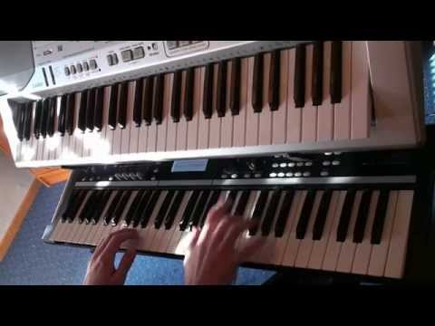 Equilibrium - Waldschrein - Keyboard Cover