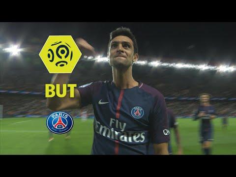 But Javier PASTORE (82') / Paris Saint-Germain - Toulouse FC (6-2)  / 2017-18