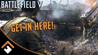 Metro Is Back: 3 Things To Know Before You Play The New Battlefield V Map