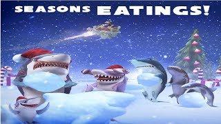 Xmas to All Sharks (Happy Sharksmas) - Hungry Shark World