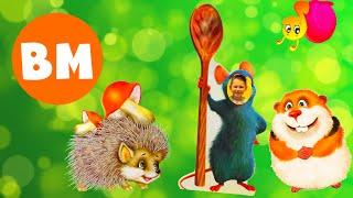 ВМ: Смотрим как мышка ползает по канату на выставке домашних животных