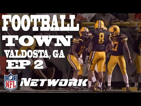 The Valdosta Wildcats Face Rival with 900th Win on the Line   Football Town Ep. 2   NFL Network
