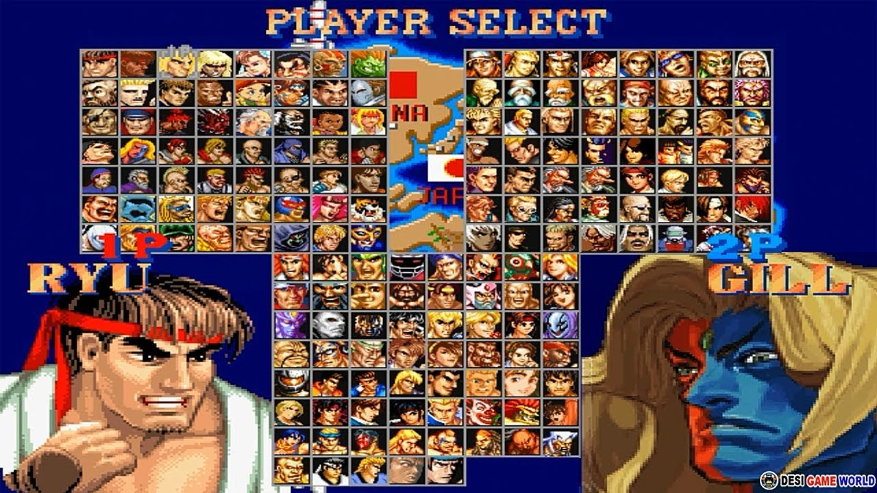 STREET FIGHTER II DELUXE 2 NEW VERSION 2020 - YouTube