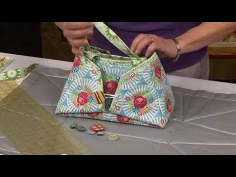 Iron Caddy Tote with Valerie Nesbitt (Taster Video)