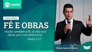 Bem vindo ao Culto da Tarde   Rev. Amauri de Oliveira