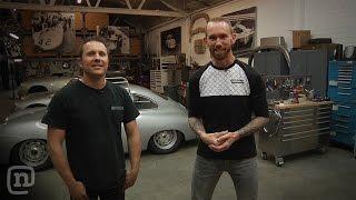 Emory Motorsports' Outlaw Porsche HQ: Garage Tours w/ Chris Forsberg