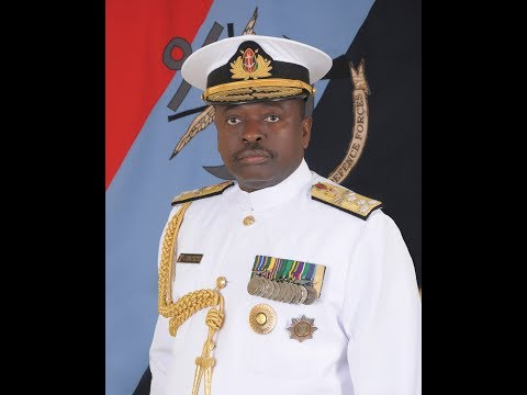 General Samson J Mwathethe eulogizes The Late CS Nkaissery