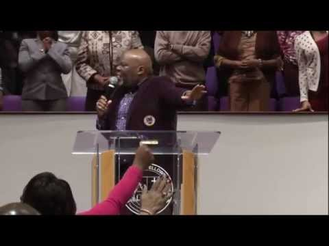 Pastor Kevin Willis, Sr.
