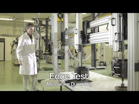 Dormeo octaspring mattresses tested for durability youtube
