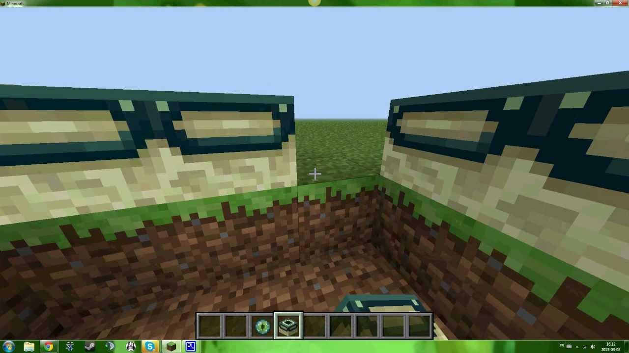 (TUTO) Comment faire un portail vers les Limbes et vers l'Enfer sur Minecraft. - YouTube