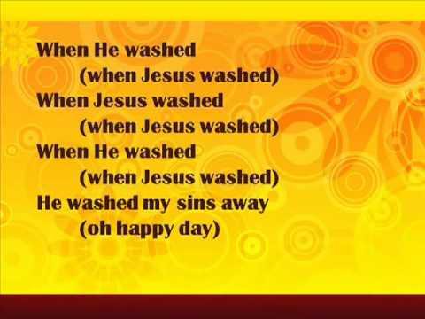 Oh Happy Day - gospel lyrics
