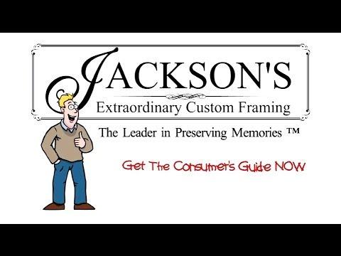 Jackson's Gallery - EDMONTON & Area's Preeminent Picture Framers!