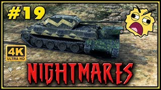 World of Tanks | World of Nightmares #19 - 4K Video