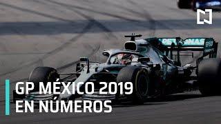 Gran Premio de México 2019: Derrama económica de la Fórmula 1 - Las Noticias con Claudio