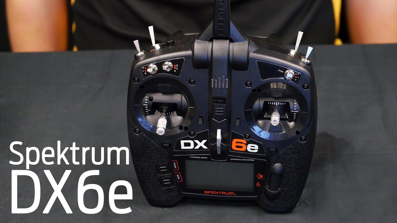 Spektrum DX6e Radio Review