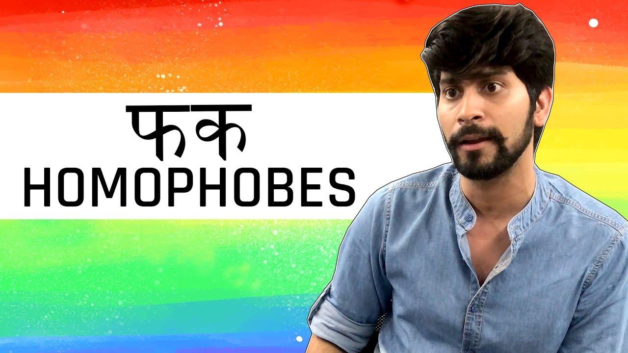 Homophobes