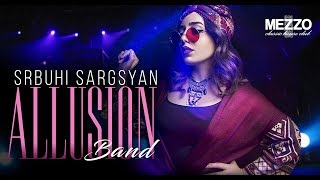 Srbuhi Sargsyan (Allusion Band) at Mezzo Club