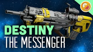 DESTINY The Messenger (Adept) Fully Upgraded Legendary Review (Trials of Osiris)