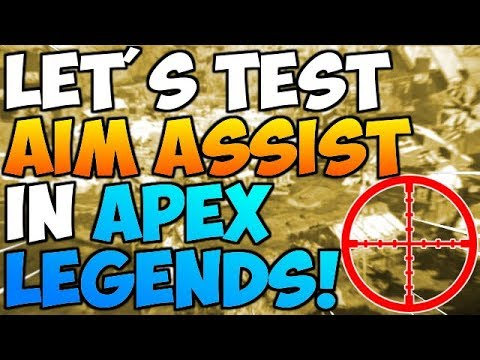 IS THERE AIM ASSIST IN APEX LEGENDS?