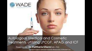 CGFIPRF  Cosmetic + Medical Training 16 CEU at WADE -World Academy of Dental Education Cerritos CA.