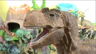 Dinosaur Toy Collection Video for Kids, Over 200 Dinosaurs Toys Juguetes De Dinosaurios