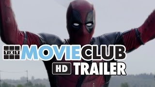 Deadpool official movie trailer red band (2016) Action Adventure Sci-Fi Film
