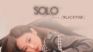 JENNIE (제니) - 'SOLO' Lyrics (Color Coded Han/Rom/Eng/가사) | by VIANICA