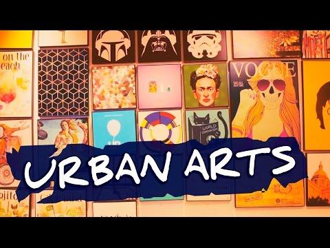 Urban Arts - Galeria de Artes em Recife - Piloto \\ SAI DA TOCA