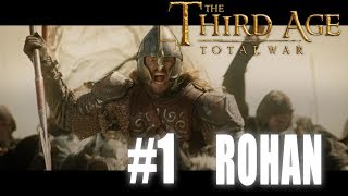 Third Age: Total War - Divide & Conquer 2.1 - Rohan Campaign #1