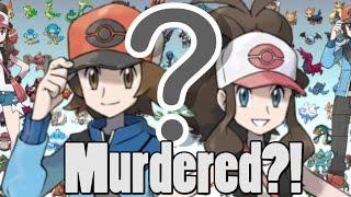 Pokemon Theory: Ghetsis Murdered Hilbert and Hilda?! (Trainer Black and White)