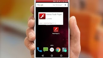 How to Download & Install Adobe Flash Player in Android Phone & Tablet