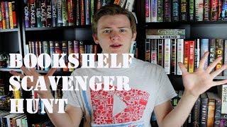 BOOKSHELF SCAVENGER HUNT Thumbnail
