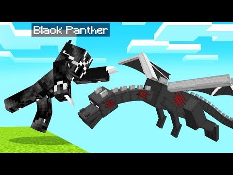 Playing As BLACK PANTHER In MINECRAFT! (Superhero)