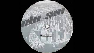 Obi Sin - The Process 98 (Eastcoast 90's Boombap Hiphop Instrumental)