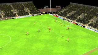 Liga NOS 2014/2015 - CD Tondela vs SL Benfica