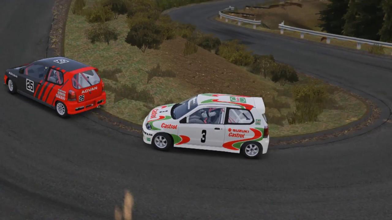 Suzuki Alto Low Power Touge Battle on Takigahara! - Assetto Corsa by  StreetVersion