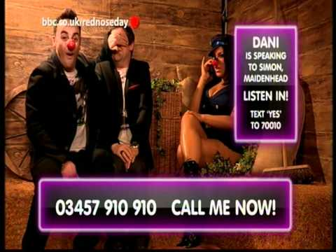 Ant & Dec on Babestation - Comic Relief 2011