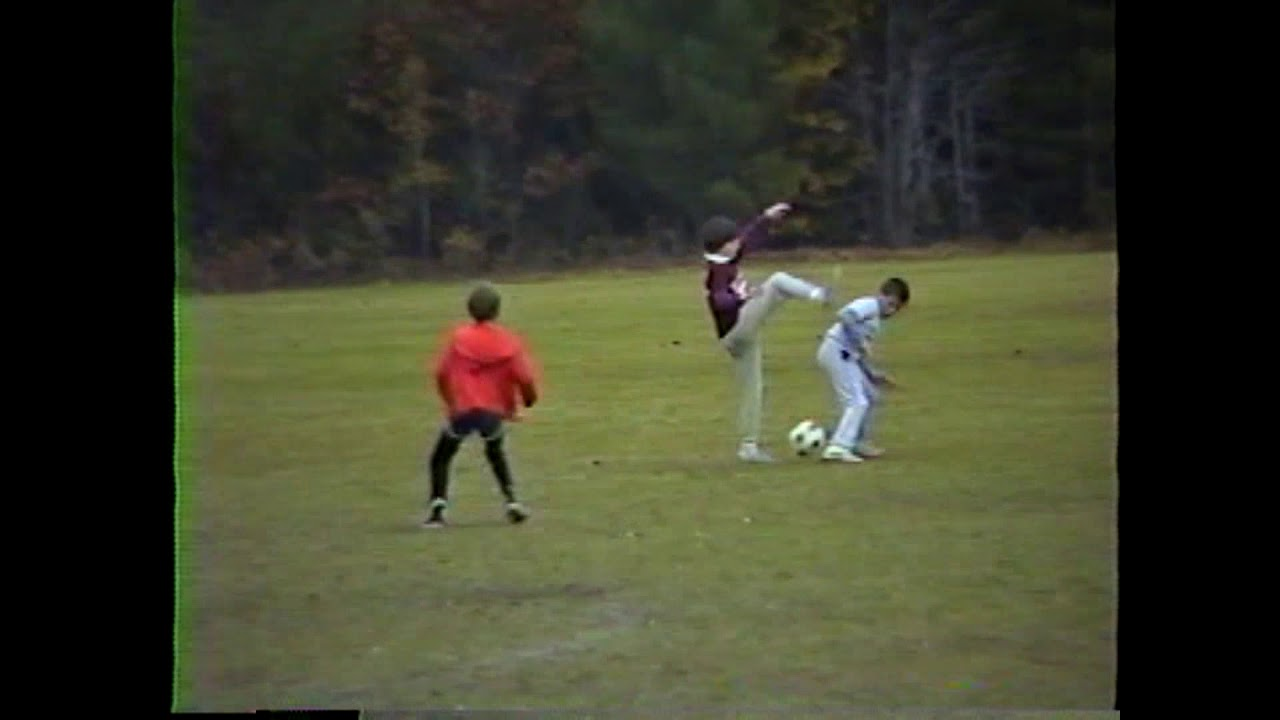 Chazy - Mooers Youth soccer  10-20-87