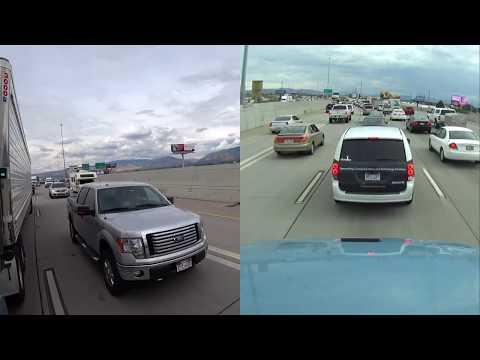 5058 Heavy traffic in Salt Lake City