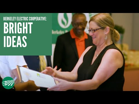 Bright Ideas Teacher Grants by Berkeley Electric Cooperative