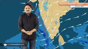 Weather Forecast for Jun 1: Rain in east UP, Bihar, Northeast India and Kerala