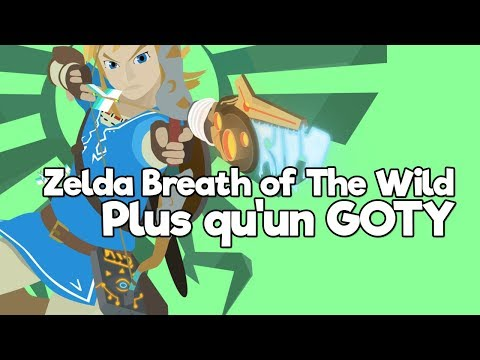 Zelda Breath Of The Wild | CRITIQUE