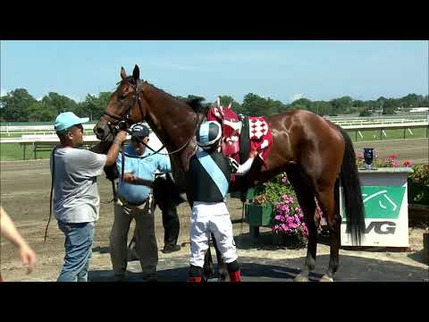 video thumbnail for MONMOUTH PARK 8-3-19 RACE 6