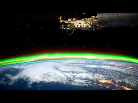 International Space Station (ISS) - Sunshine Adagio In D Minor - Breathtaking