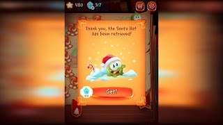 Cut the Rope Magic (Snowy Hills) Part 4 THE END Walkthrough