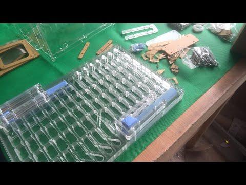Стрим / Склад Мураш / инвентаризация / сборка новых муравьиных ферм